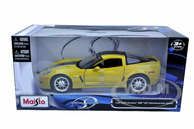 Chevrolet Corvette C6.R Z06 24h Spa 2009 Selleslagh Racing 1:43 IXO GTM 090 NEU