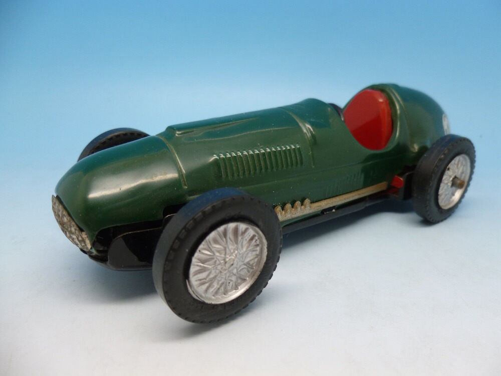 Scalextric Tinplate Can in Green No3