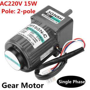 1pc DC 12V 7W Brushless Metal Geared Speed Motor CW//CCW 5r//min constant speed