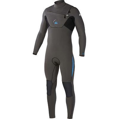 Quiksilver Cypher 4/3 Chest Zip Fullsuit men's sizes XS, XLS - wetsuit new NWT