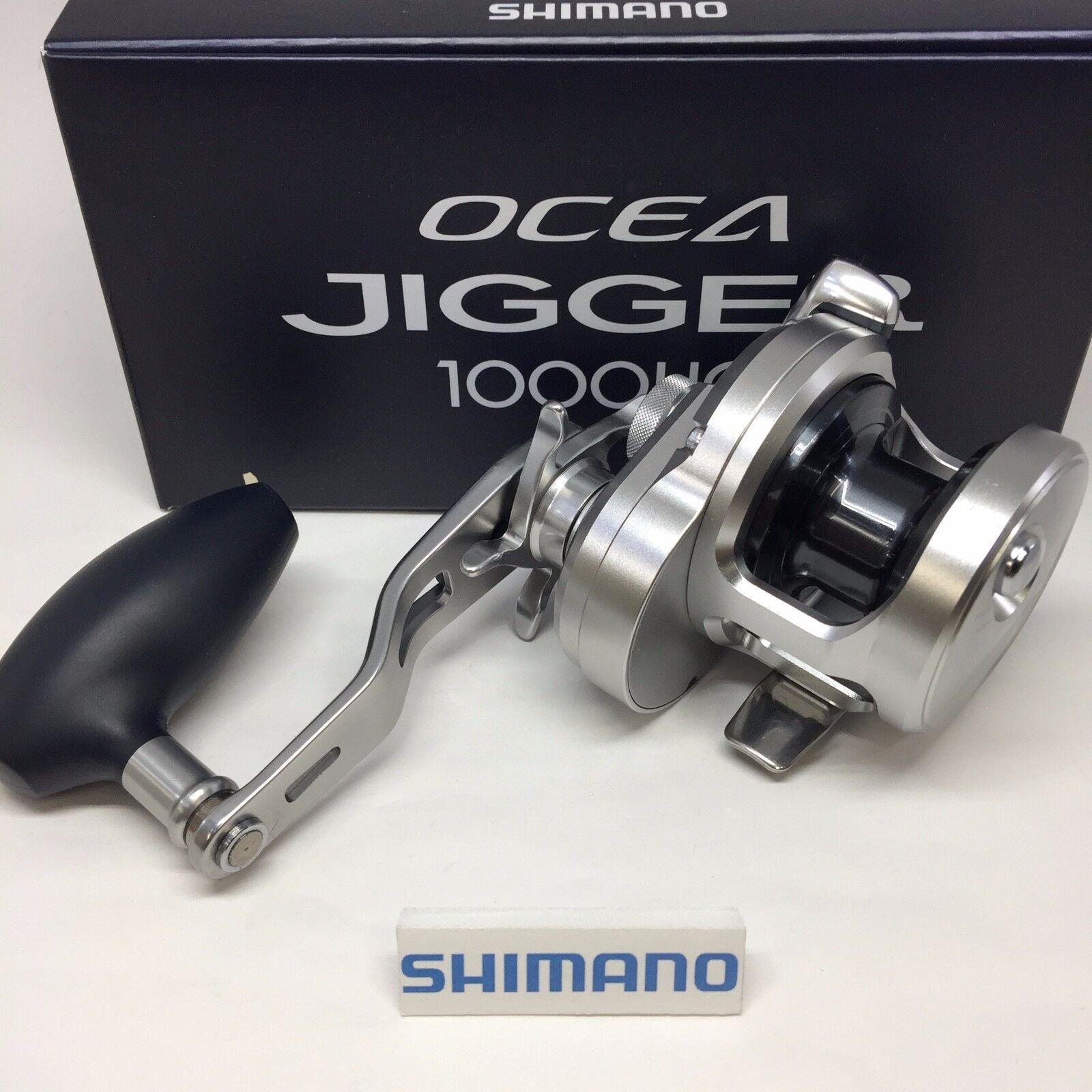 Shimano 17 Ocea Jigger 1000 Hg derecho-Envío gratuito desde Japón