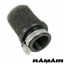RAMAIR 29mm ID Neck Clamp Down Air Breather filter Oil Crankcase UK MADE