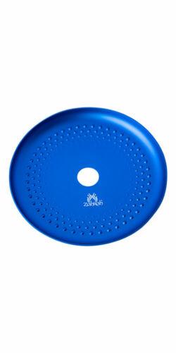 Zahrah Spade V2 Stem Only with Aluminum Tray Km Starbuzz Shisha Hookah-Blue