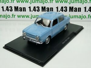 Voiture-1-24-LEO-Models-SIMCA-1000-1969