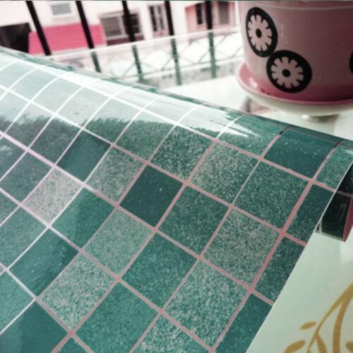 Mosaic Self-Adhesive Contact Paper Vinyl Peel and Stick Wallpaper Roll 18x98inch