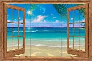 Ceramic-Tile-Mural-Backsplash-Miller-Tropical-Seascape-Window-Art-DMA2037