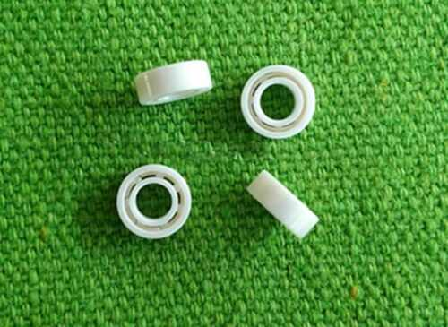 1PCS MR104 Full Ceramic Bearing ZrO2 Ball Bearing 4x10x4mm Zirconia Oxide