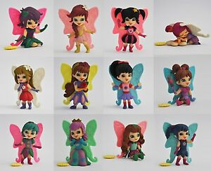 MAGIKI FAIRIES La Fatine dell' Arcobaleno CHOOSE CHARACTER NEW - 12 to collect