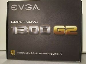 EVGA SuperNOVA 1300 G2 80+ GOLD, 1300W
