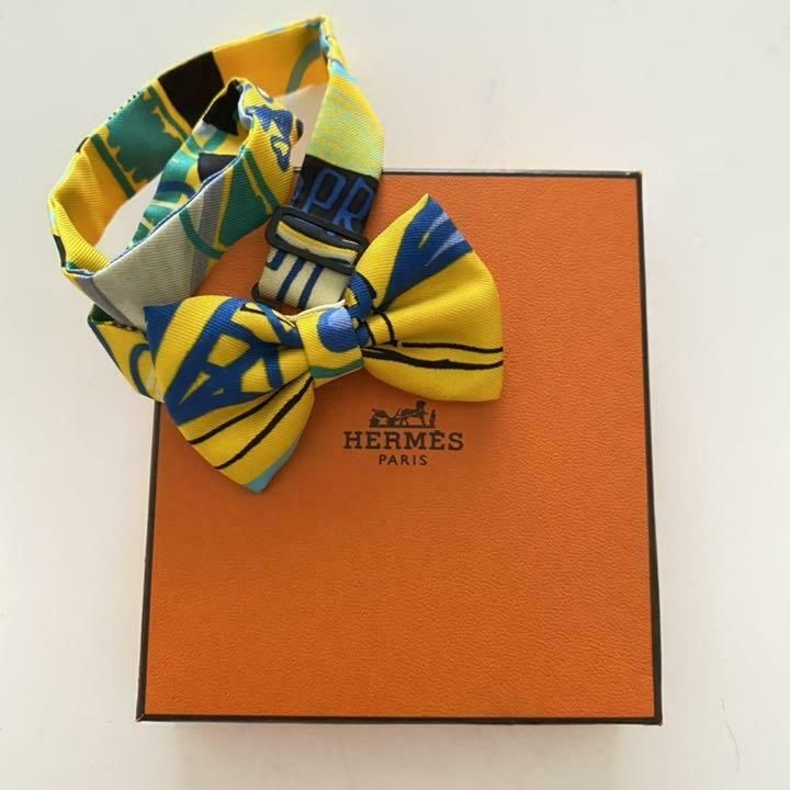 Hermes NOEUD PAPILLON With Box