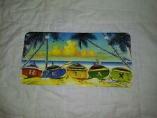 Relax Gringo I/'m Legal Chrome Plastic License Plate Frame