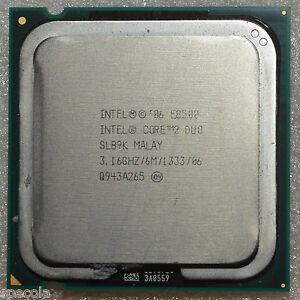 GARANZIA Dual disimballato GHz Core slb9k 8500 16 2 solo Intel Duo E8500 Core 3 CPU 1RxZ8qP6w