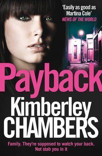 "1 of 1 - ""VERY GOOD"" Payback (Butlers 2), Chambers, Kimberley, Book"