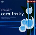 Czech PO Zemlinsky Symphony in D Minor Die Seejungfrau Hybrid SACD