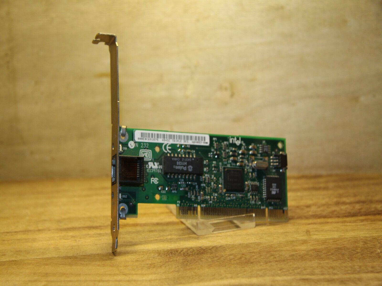 ✔️🖧 WORKING - INTEL PRO/100 NETWORK ETHERNET PCI CARD - UK SELLER