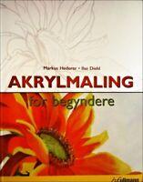 bog om akrylmaling