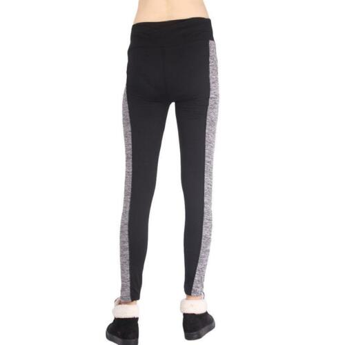 Women Leggings Compression Gym Fitness Sports Pants Running Exercise Yoga JD