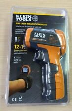 New Listingklein Tools Ir5 Dual Laser Infrared Thermometer