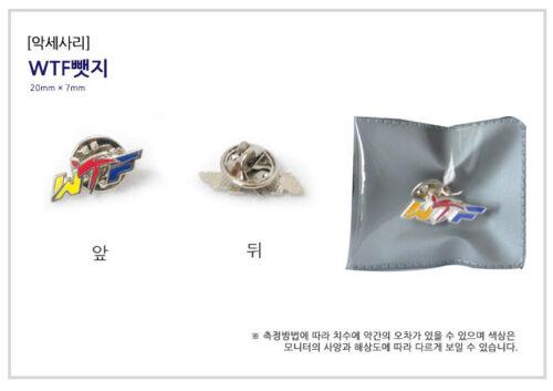 10pcs TaeKwonDo Badge//WTF Badge//KUKKIWON Badge//KTF Badge//Each 1set