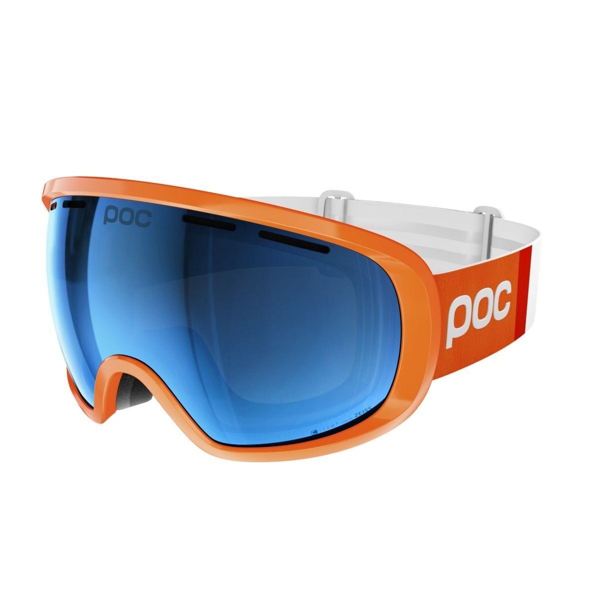Poc Fovea Clarity Comp Skibrille Orange