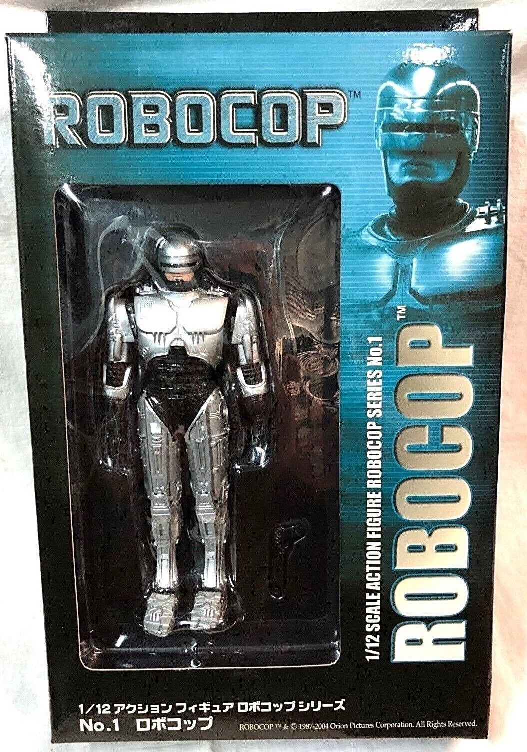 azione cifra ROBOCOP SERIES N° 1 Aoshima 112 scale Japan nuovo 1987