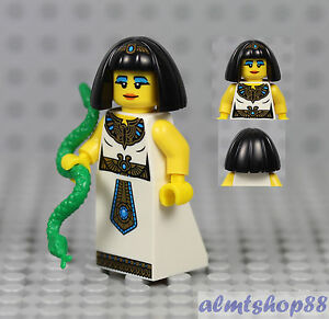 Genuine LEGO Minifigures le Egyptain Reine de série 5