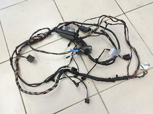Kabeln Tür und Fensterheber Links Vorne für BMW F01 F02 730d 08-12 9212165
