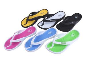 Women-039-s-Soft-Lite-Beach-Pool-Casual-Wear-Water-Flip-Flops-Slip-On-Thongs-Slipper