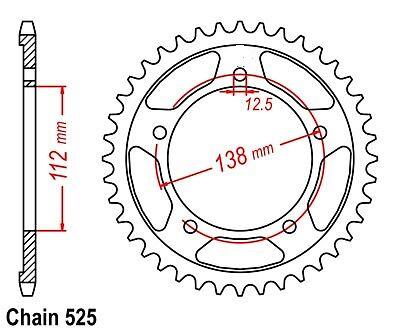 HONDA CBR600F3 CBR 600 F3  SPROCKET /& O-RING CHAIN SET 15//43 1997 1998   SLV