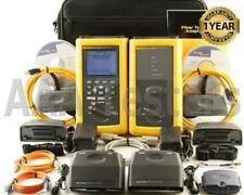Fluke Dsp 4000 Cat6 Mm Fiber Cable Tester Fta410 Dsp4000 Dsp Fta410 Dsp 4000 Fta