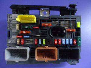 image is loading citroen-c5-under-bonnet-fuse-box-9666700180
