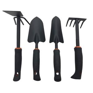 Gardening Hand Tools Trowel Rake Fork Hoe Garden Cultivator Transplant  US1