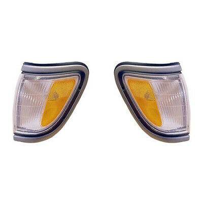 TO2520154 Fits 1997-2000 Toyota Tacoma 4WD Driver Side Signal Light