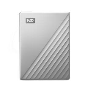 WD4TB MyPassportUltra USB-C  Silver ManufacturerRefurbished Portable Exte...