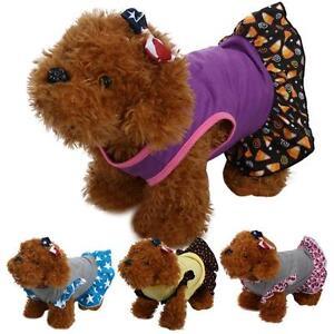 Summer-Pet-clothes-Puppy-Small-Dog-Cat-Pet-Vest-skirt-Apparel-Clothes-Tops-dress