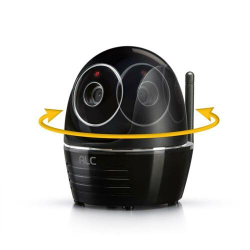 IP Camera with Pan /& Tilt Infrared Night Vision Recording ALC AWF13 HD Wi-Fi