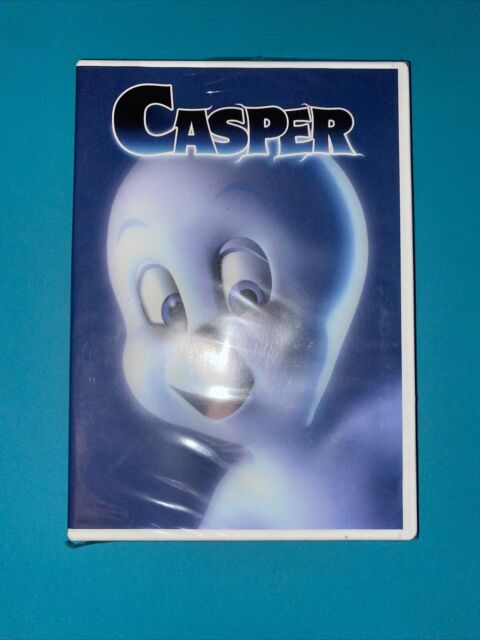 CASPER (DVD) Christina Ricci Bill Pullman Eric Idle the friendly ghost halloween