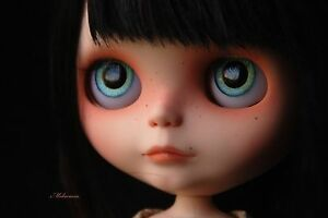OOAK-Custom-Blythe-Doll-by-Melacacia-Tia-Rerooted-Artdoll