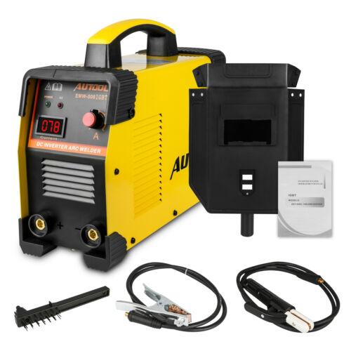 AUTOOL 20-160A Handheld Welding Machine EWM-508 Arc Inverter Welder IGBT 110V US