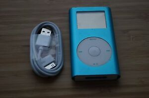5-10-Apple-iPod-mini-2nd-Generation-Blue-4-GB-SCREEN-ISSUE-AUS-STOCK