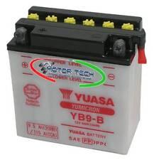 BATTERIA YUASA YB9-B 12V9AH MOTO SCOOTER COD.06509350