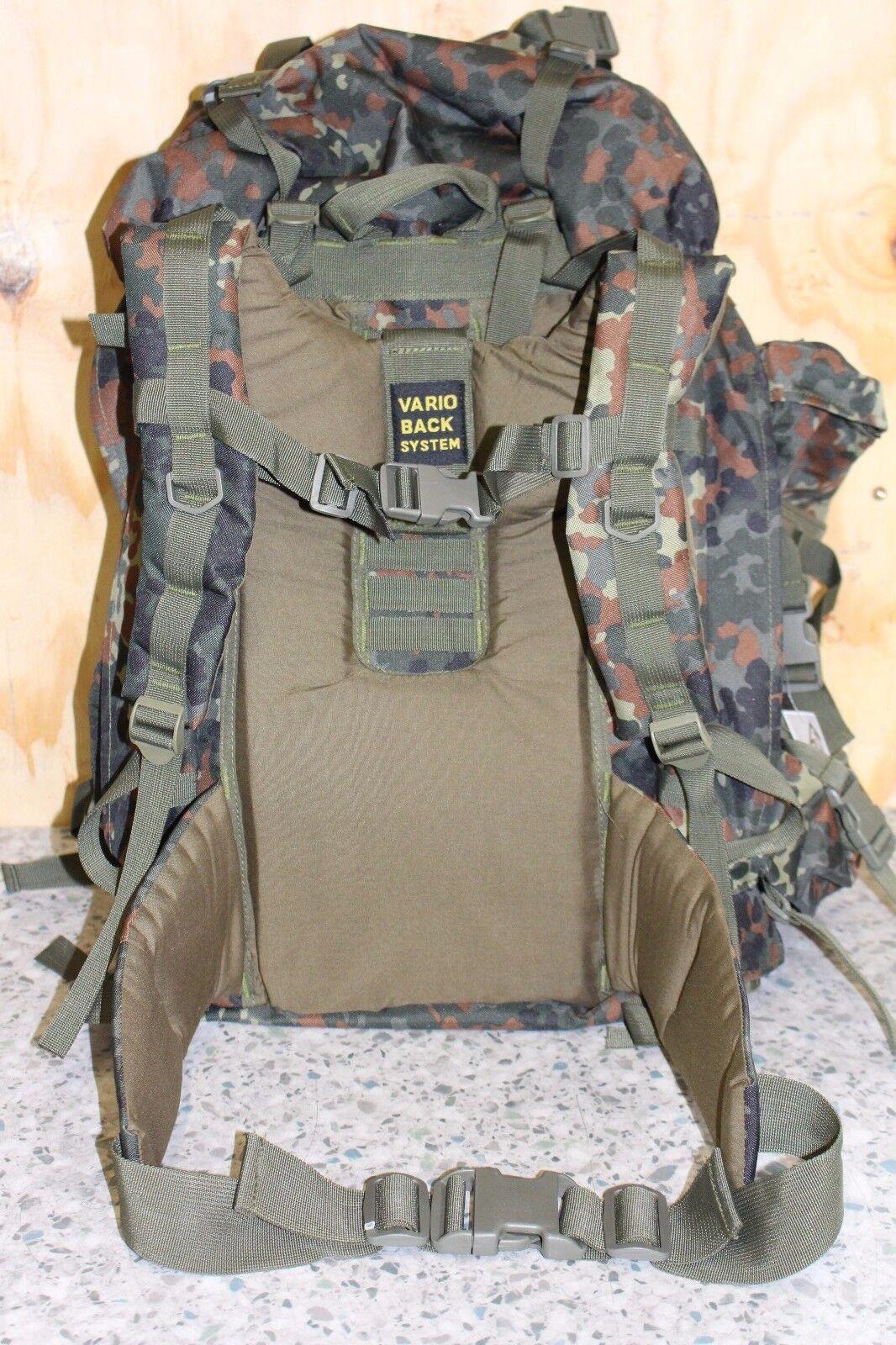 Rucksack Mountain BW BW BW Rucksack Trekkingrucksack Bundeswehr 100L Neu 83a609