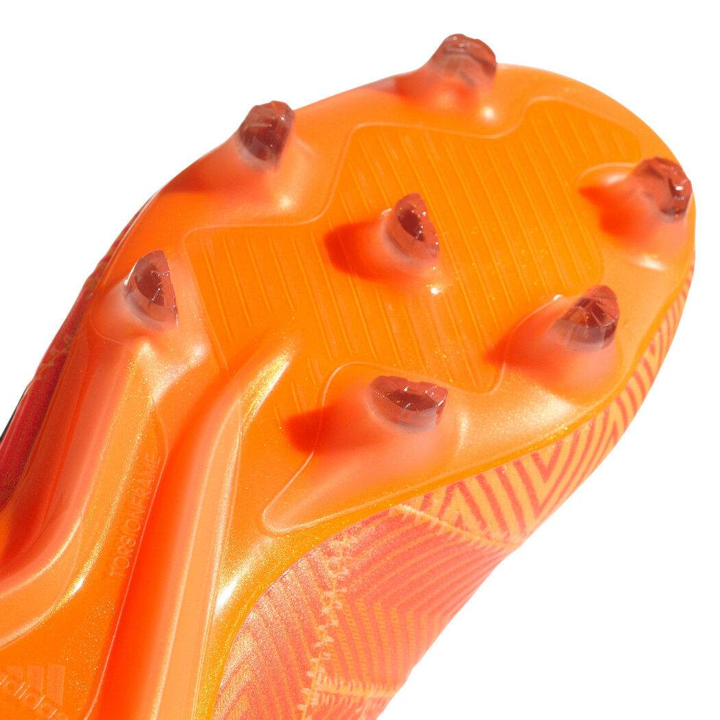 Adidas nemeziz 18.1 18.1 18.1 FG naranja negro [da9588] 88a47c