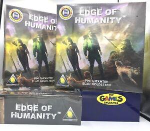 Edge Of Humanity Par Golden Egg Games Tout neuf et scellé 731236248729