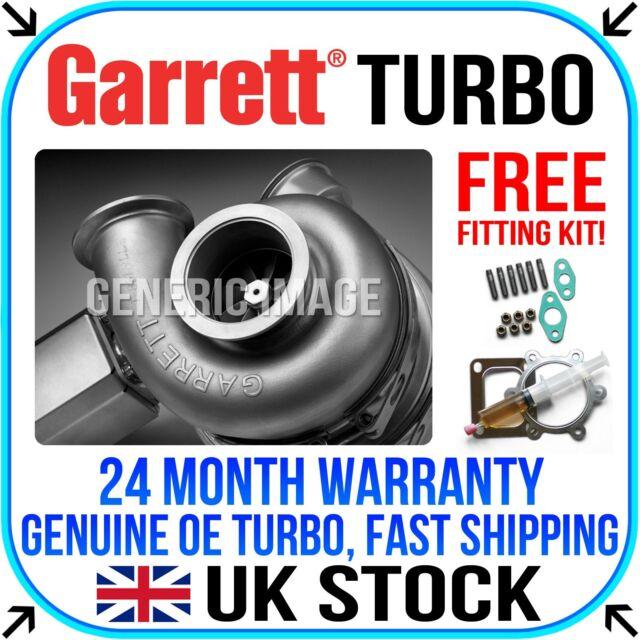 Genuine Garrett Turbo for Honda Civic 1 6ld 118hp 2012-