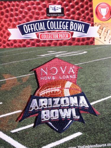 NCAA College Football Arizona Bol 2018/19 Patch Nevada & Arkansas State