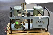 Air Techniques Vacstar 80 Dental Vacuum Pump System Suction Unit For Parts