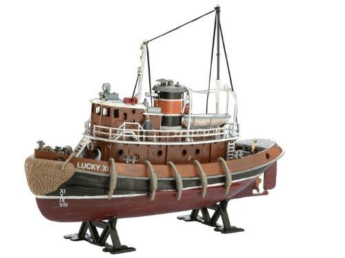 Revell Germany 1//108 Harbour Tug Boat Model Kit 05207 80-5207 RVL05207