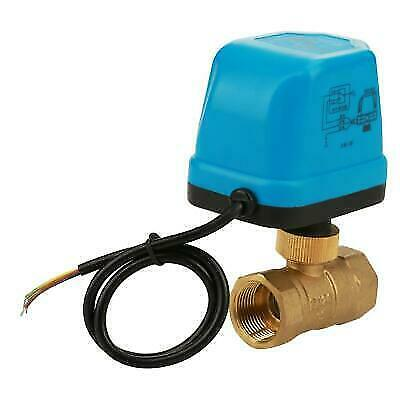 Electrical Ball Valve BW2 1/'/' 2-way 230V AC 3-point