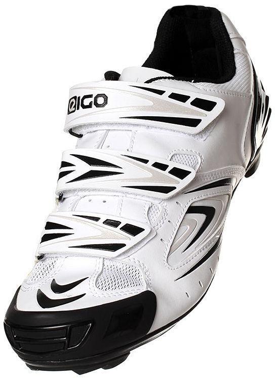 Eigo ANTARES il ciclismo-STRADA TOURING Commuter CICLO BICI-Bianco